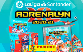 Adrenalyn 2020-2021